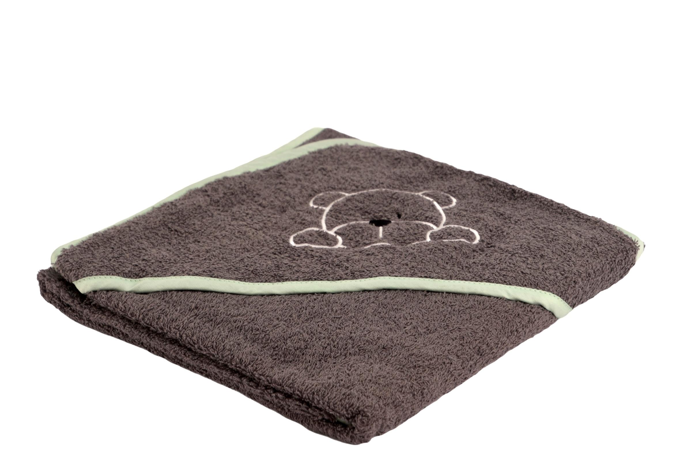 Babyhåndklæde – Grøn manostiles
